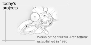 "Works of the ""Nizzoli Architettura"" estabilished in 1995"